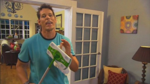 Swiffer Sweeper Dry Cloths - image 8 from the video