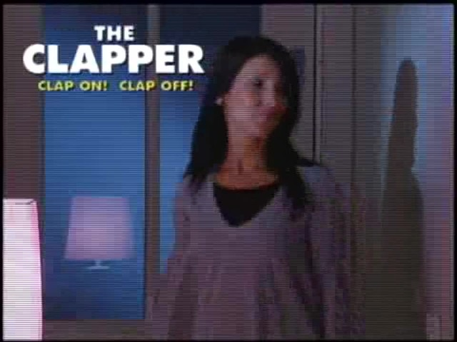 The Clapper - The Sound Activated On/Off Switch - image 9 from the video