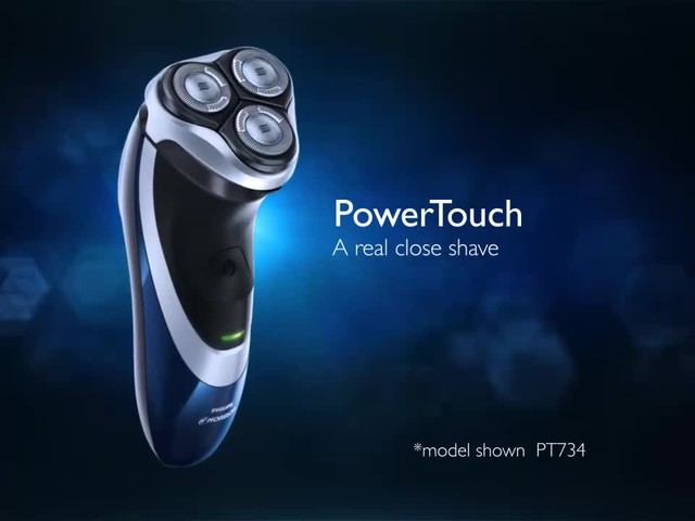 Philips Norelco Shaver 3600 Model PT734/41 product | drugstore.com - image 1 from the video