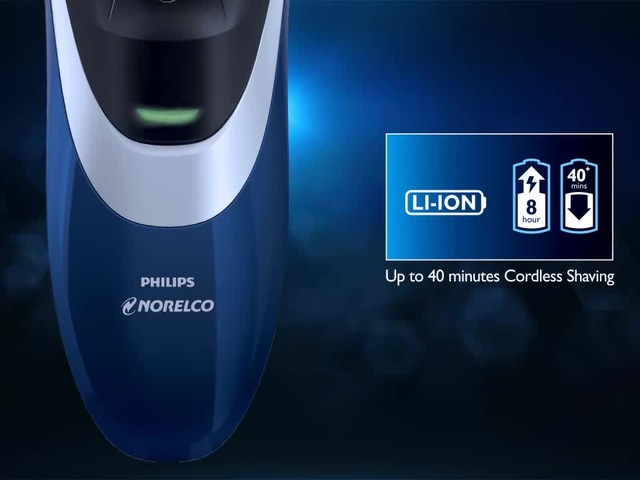 Philips Norelco Shaver 3600 Model PT734/41 product | drugstore.com - image 2 from the video