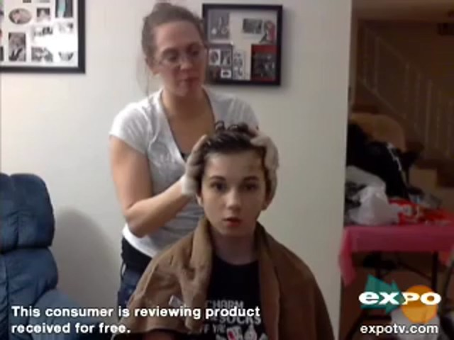 Garnier Nutrisse Nourishing Color Foam - image 6 from the video
