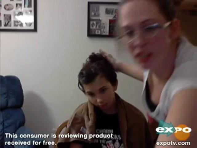 Garnier Nutrisse Nourishing Color Foam - image 7 from the video