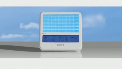 Philips Light Therapy goLITE BLU Plus Energy Light review | drugstore.com - image 4 from the video