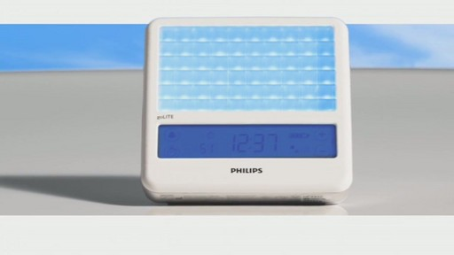 Philips Light Therapy goLITE BLU Plus Energy Light review | drugstore.com - image 6 from the video