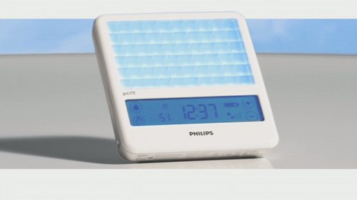 Philips Light Therapy goLITE BLU Plus Energy Light review | drugstore.com - image 8 from the video