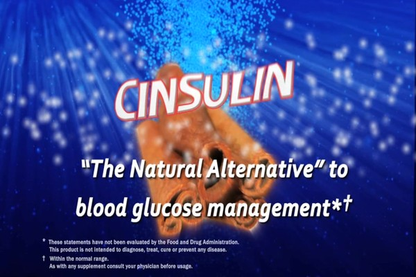 CinSulin Water Extract of Cinnamon, Advanced Strength, Capsules product | drugstore.com - image 1 from the video