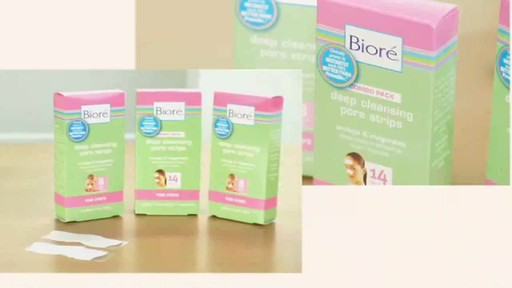 Biore Pore Strips How-To - image 1 from the video