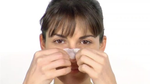 Biore Pore Strips How-To - image 9 from the video