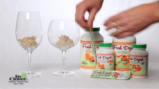 In Clover Fresh Digest Daily Digestive Enzymes & PreBiotics  - image 3 from the video