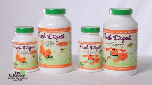 In Clover Fresh Digest Daily Digestive Enzymes & PreBiotics  - image 8 from the video