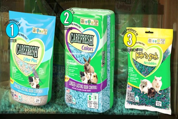 MOUSE - Carefresh happy habitat - image 9 from the video