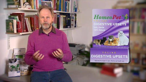 HomeoPet Feline Digestive Upsets - image 1 from the video