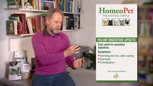 HomeoPet Feline Digestive Upsets - image 7 from the video