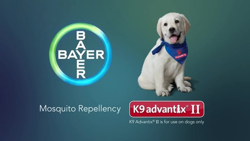 K9 Advantix II Dog Flea & Tick Drops - image 1 from the video