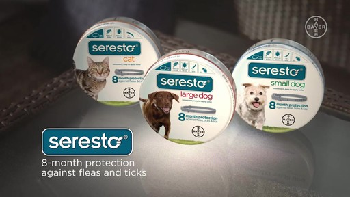 Seresto Flea and Tick Collar - image 1 from the video