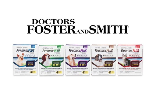 Doctors Foster   Smith Fiprotrol Topical Flea & Tick Control - image 10 from the video