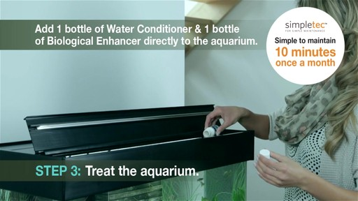 Fluval Accent Aquarium and Cabinet Combo - image 4 from the video