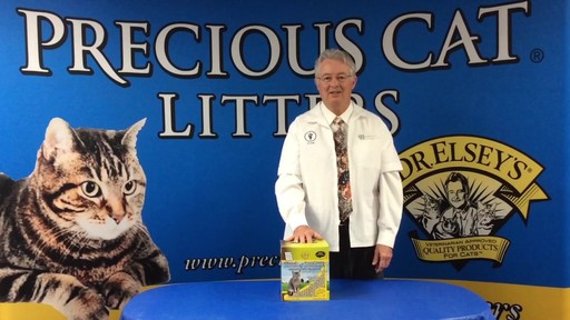 Precious Cat Dr. Elsey's Touch of Outdoors Multi-Cat Litter, 20 lbs. - image 1 from the video