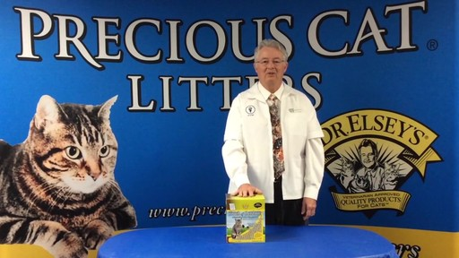 Precious Cat Dr. Elsey's Touch of Outdoors Multi-Cat Litter, 20 lbs. - image 10 from the video