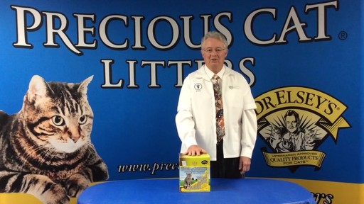 Precious Cat Dr. Elsey's Touch of Outdoors Multi-Cat Litter, 20 lbs. - image 9 from the video