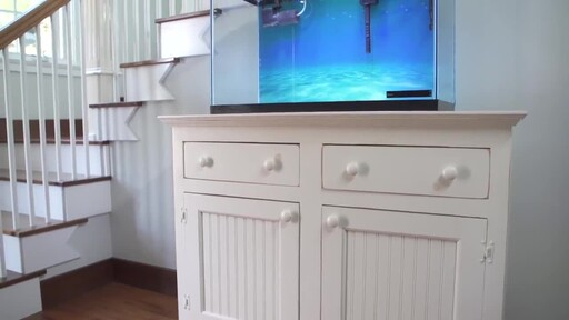 How to Setup a Fish Tank - Marine Saltwater - image 3 from the video