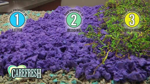 Carefresh happy habitat with Dr Hess - image 1 from the video