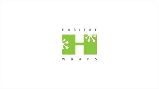 Habitat Wraps - Reusable Glass Tank Background - image 1 from the video