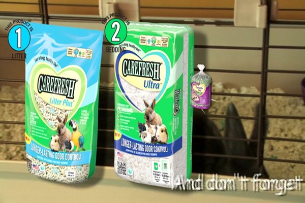 RABBIT - Carefresh Happy Habitat - image 10 from the video