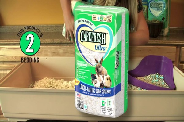 RABBIT - Carefresh Happy Habitat - image 5 from the video