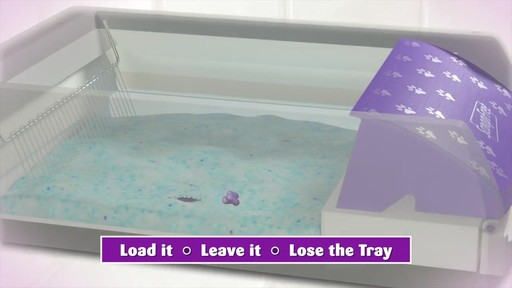 ScoopFree Self-Cleaning Litter Box - image 2 from the video