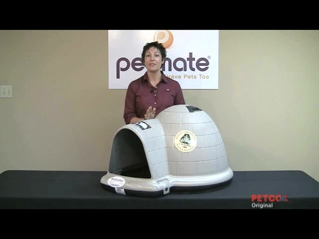 Petmate Indigo Dog Home - image 3 from the video