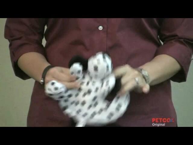 Booda Tuff Plush Dog Toys