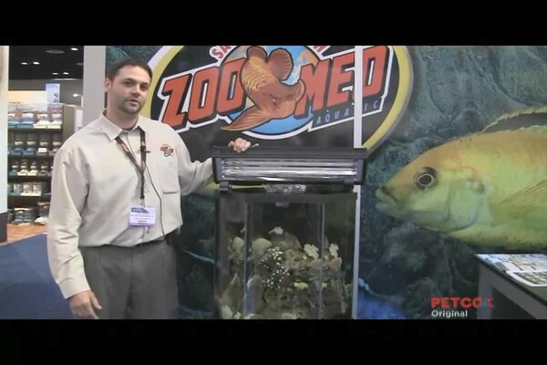 Zoo Med T5 Aquarium Lighting - image 9 from the video