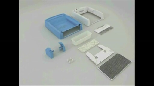How to Assemble the LitterMaid Self-Cleaning Litter Box - image 1 from the video
