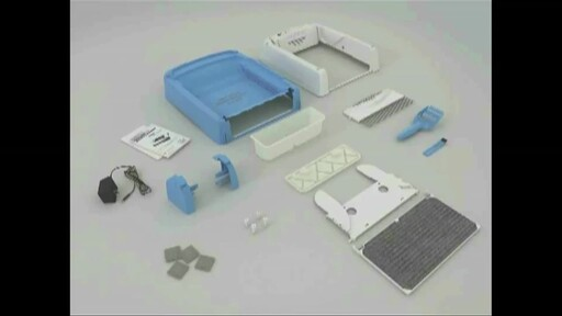 How to Assemble the LitterMaid Self-Cleaning Litter Box - image 3 from the video