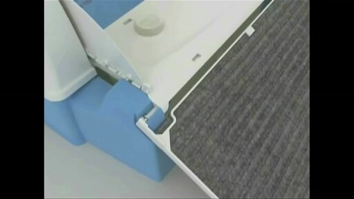 How to Assemble the LitterMaid Self-Cleaning Litter Box - image 8 from the video