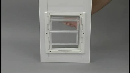 Vinyl Pet Patio Door Pet Modular Vinyl Pet Patio Door Size X Large