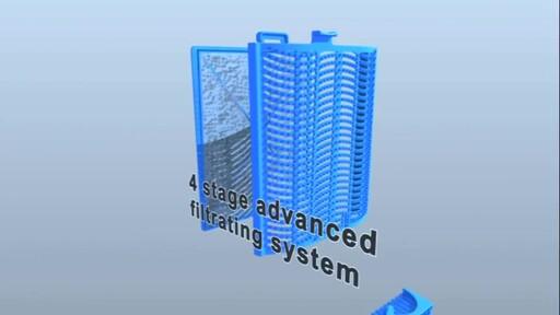 Aqueon QuietFlow Aquarium Power Filters - image 7 from the video