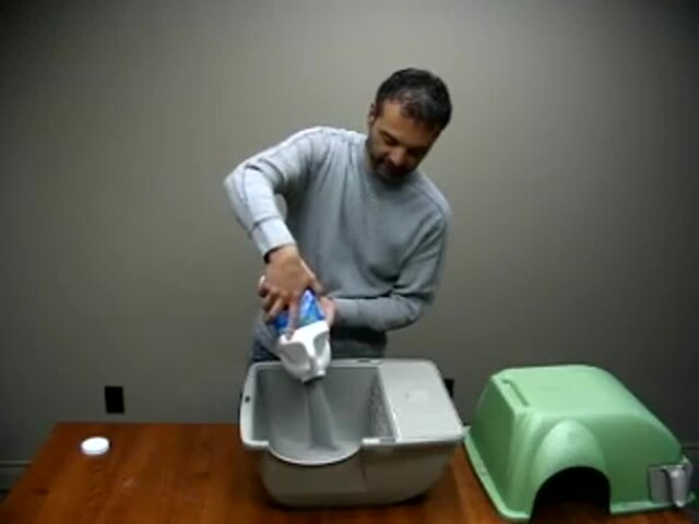 Omega Paw Roll N Clean Litter Boxes 187 Petco Video