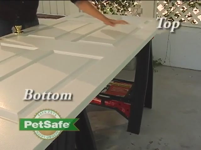Petsafe Aluminum Pet Door Installation 187 Petco Video