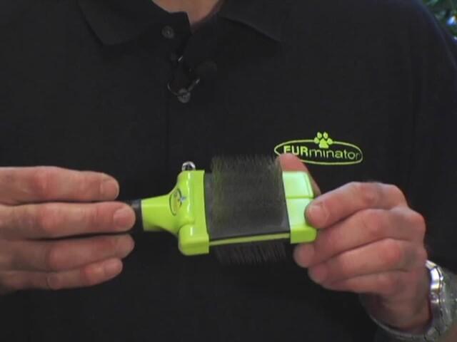Furminator Firm Slicker Brush For Dogs 187 Petco Video