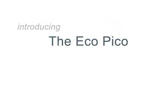 Ecoxotic EcoPico Desktop Fish Aquarium - image 1 from the video