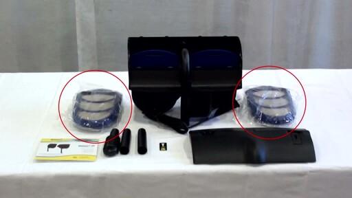 Tetra whisper ex filtration system listpageresources for Tetra pond filter setup