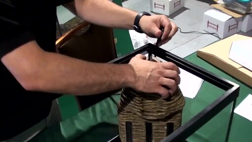 Tetra Viquarium Reptile & Amphibian Terrarium Décor Setup  - image 3 from the video