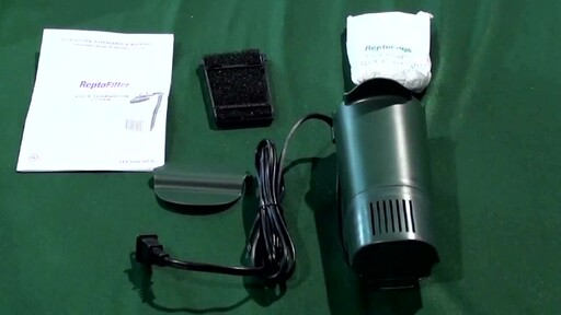 Tetrafauna ReptoFilter Quick Set-Up - image 1 from the video