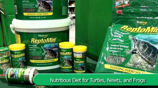 Tetrafauna Food and Water Care Products  - image 2 from the video