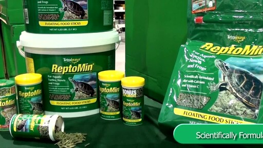 Tetrafauna Food and Water Care Products  - image 3 from the video