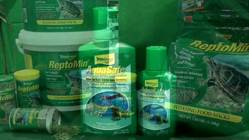 Tetrafauna Food and Water Care Products  - image 4 from the video