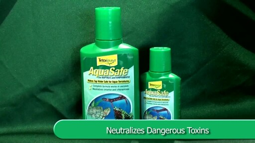 Tetrafauna Food and Water Care Products  - image 6 from the video
