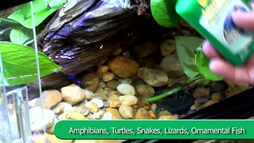 Tetrafauna Food and Water Care Products  - image 7 from the video